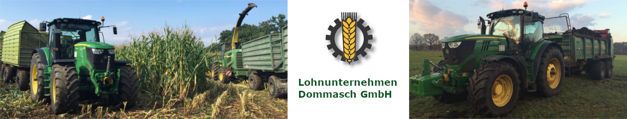 Lohnunternehmen Dommasch GmbH